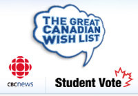 CBC's Great Canadian Wish List