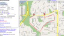 Running routes with GMaps Pedometer