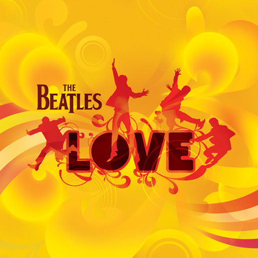 the beatles love 2006 compilation album unitstep love beatles 515x515