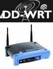 DD-WRT firmware for Linksys WRT-54G/GL